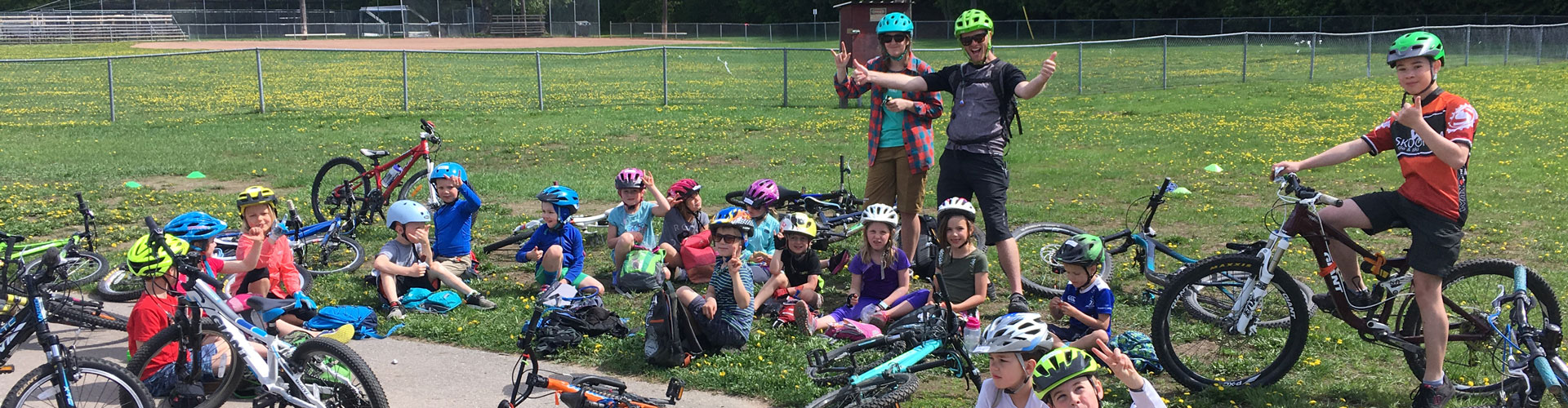 Kids Mountain Bike Camps